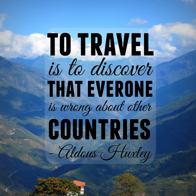 100 Epic Travel Quotes Xoxo Xenophile